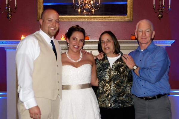 Phil & Audrey Wedding Reception