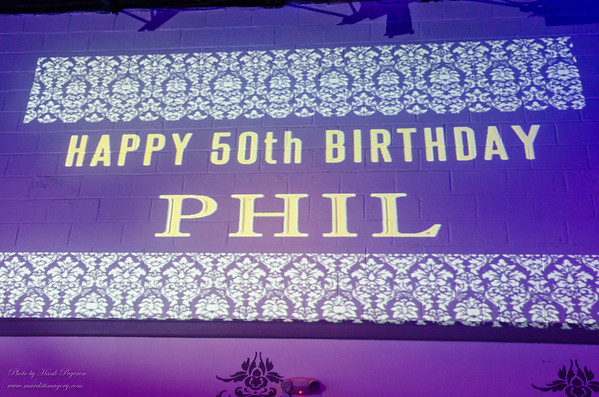 Phil LeGrand's 50th Birthday Bash
