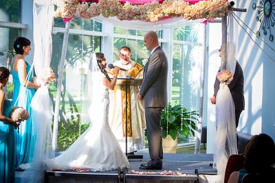 Andrea and Philippe Hyatt Regency Pier 66 Wedding Photos-394