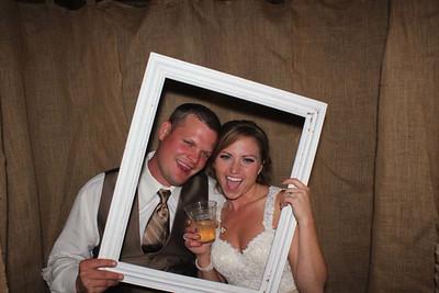 Amber and Tim's Barn Wedding