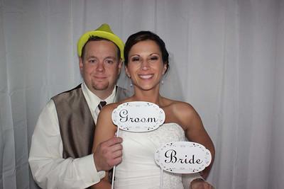 Jen & Chris's Wedding Photo Booth