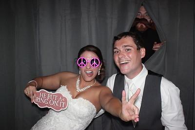 Matt and Ashley's Wedding Photo Booth
