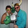 Mike and Kaileen's Wedding Photo Booth at The Botanic Gardens in Palos Heights, Illinois