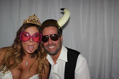 Zorana and Bryan's Photobooth
