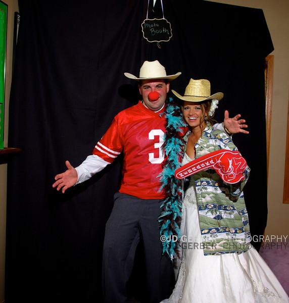 Mark & Janessa Photobooth