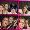 Jenn & Chris's Wedding Photobooth at Avalon Manor of Merrillville, Indiana.