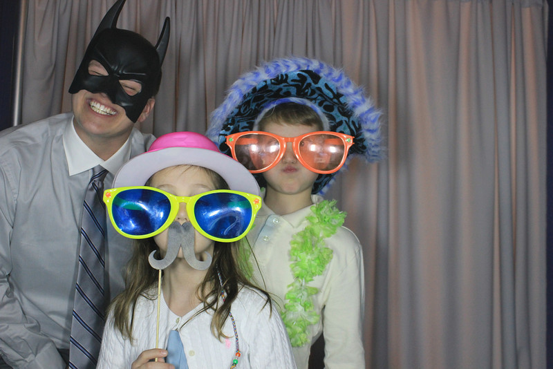 Karen and Mike's Wedding Photobooth at Hilton Chicago Oak Lawn