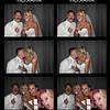 Kosiara Sepanski Wedding Photobooth at Patrician Banquets of Schererville, Indiana.