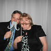 Nate and DeeAnna's Wedding Photobooth at Centennial Park in Munster Indiana