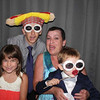 Rachel and Bill's Wedding Photobooth at Patrician Banquet Center of Schererville, Indiana.