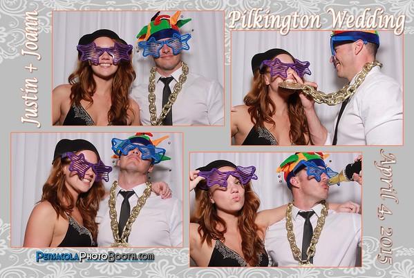 Pilkington Wedding 4-4-2015