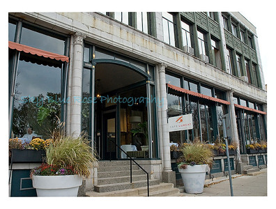 The rest of the images are of places you could have a rehearsal dinner. This one is of Cafe Lucrat, near Loring Park in Minneapolis.