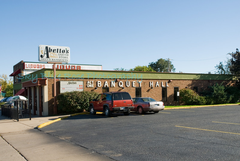 Abetto's Act One Banquet Hall in St. Paul near Como Park.