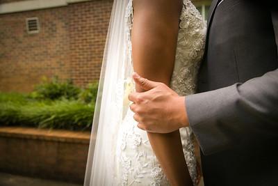 USC Horseshoe Wedding Photos