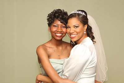 Portia & Anthony Jones wedding sample