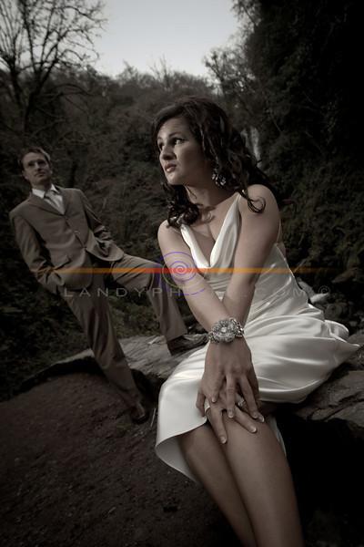 Kara and Antony