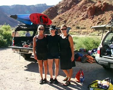 Ann, Jen, & Patty