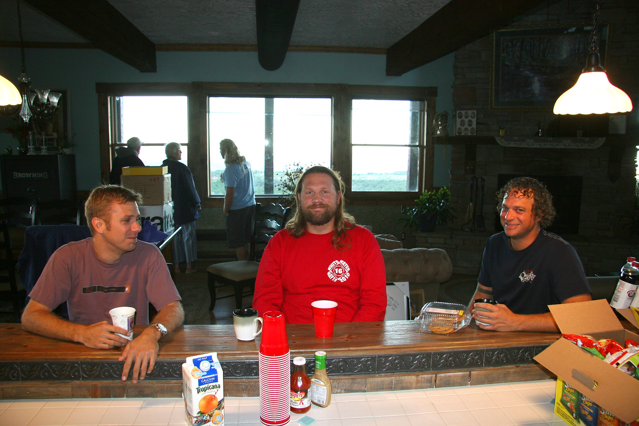 Breakfast at the Lodge