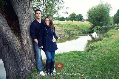 Emma & David Pre-wedding shoot