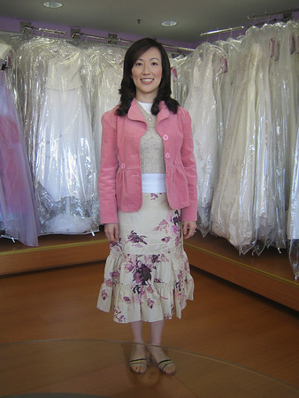 Pre-wedding photo 2006