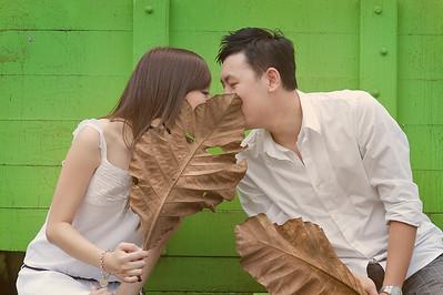 May Shen + Kee Wee