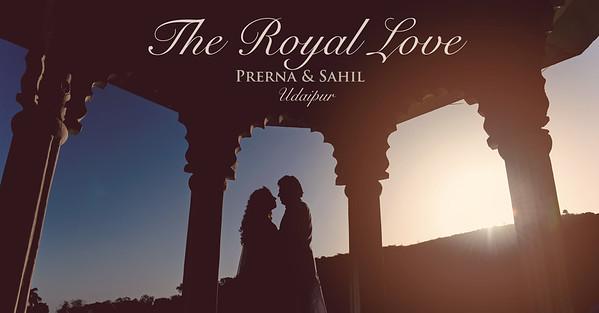 Prerna + Sahil - Udaipur Wedding