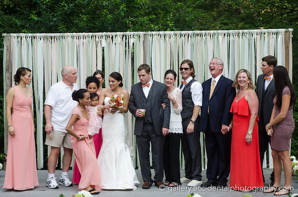 Jo & Aug get Married