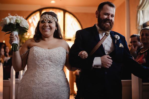 Matthew & Melissa @ The Lightner