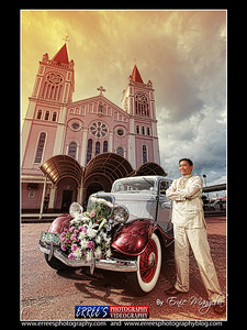 Napoleon and Marivic 25th wedding anniversary by ernie mangoba (23)