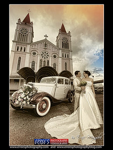 Napoleon and Marivic 25th wedding anniversary by ernie mangoba (11)