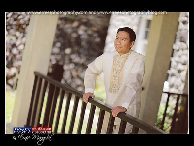 Napoleon and Marivic 25th wedding anniversary by ernie mangoba (16)