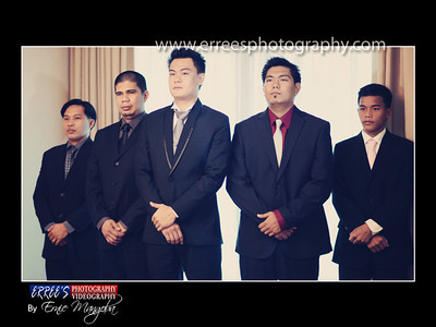 Noel & Analyn Wedding by Ernie Mangoba (8)