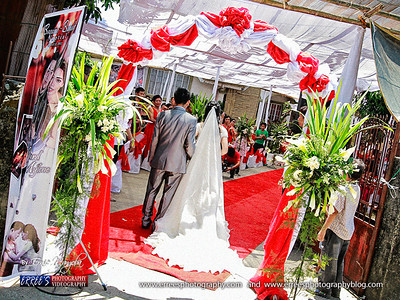 Richard and Mylene Wedding By ernie mangob a (15)