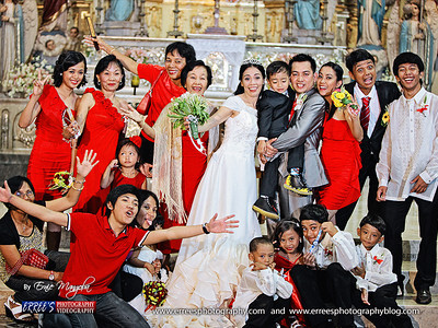 Richard and Mylene Wedding By ernie mangob a (33)