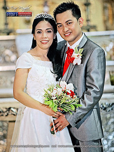 Richard and Mylene Wedding By ernie mangob a (34)