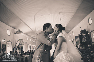 kiss the bride Terrence