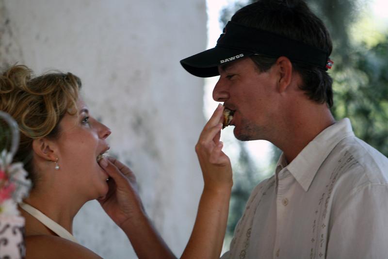 Tara and Jason Price
