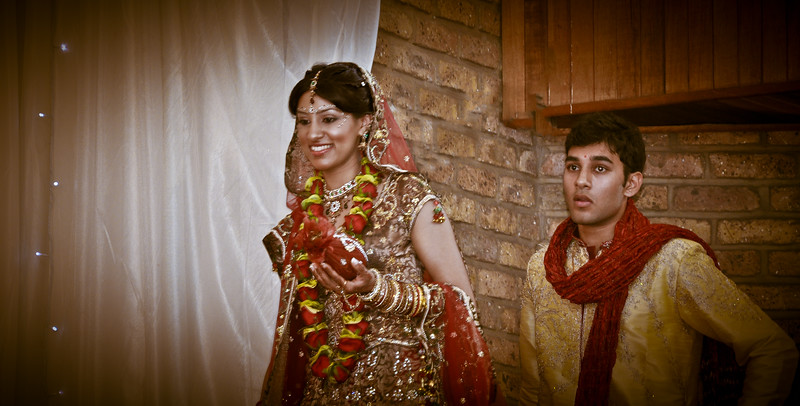 Prinesh & Vanisha Wedding Day