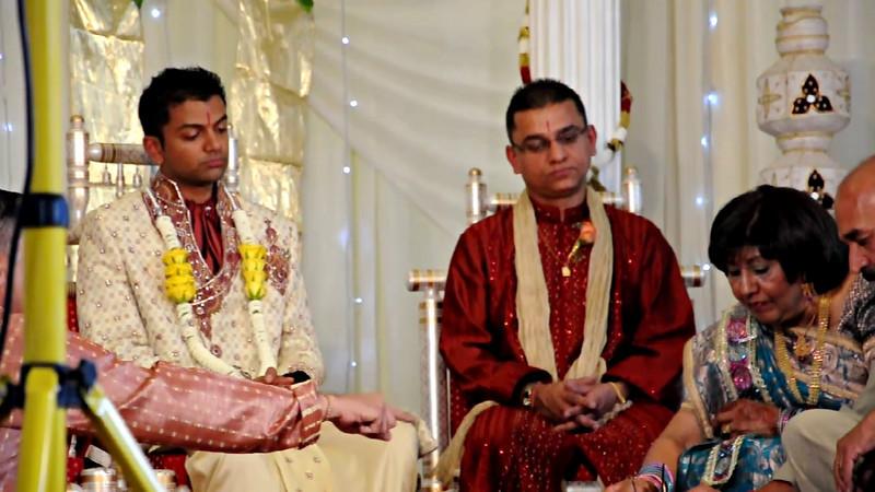 Prinesh & Vanisha Wedding Day