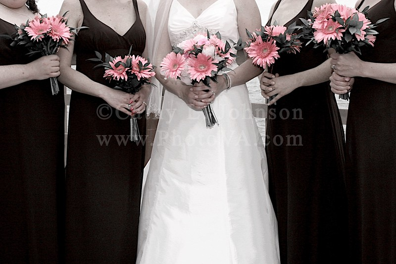 Hampton Wedding Photography - Officers Club - Langley Air Force Base