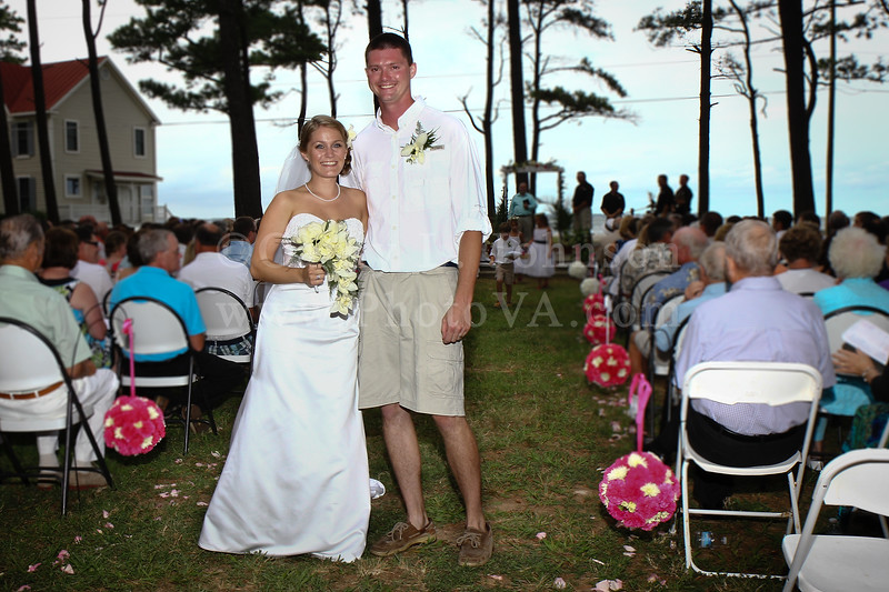 Deltaville Wedding Photography - Stingray Point