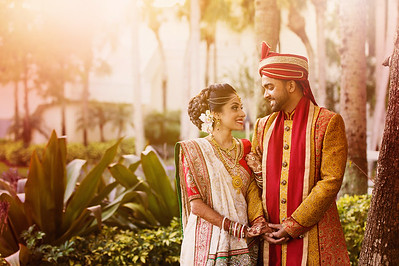 Priya + Satyen