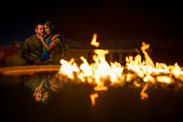 Priyanka & Tim's American Traditional Wedding