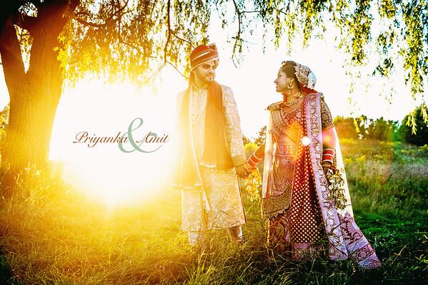 Priyanka + Amit