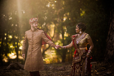 Priyanka and Tim's Indian Wedding