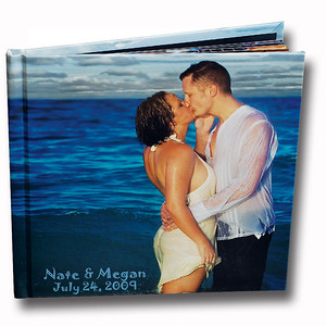 Photo covers are also available.  Canvas photo covers are very popular.