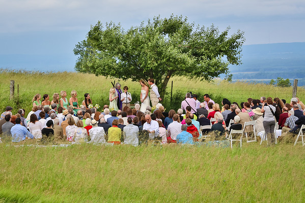 Puckett Wedding in Canada