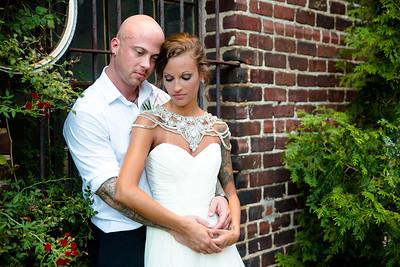 Pursuit 2016 Bride and Groom Alaina Ward and Doug Donald