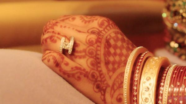 BRIDE PREPARATION - INDIAN WEDDING