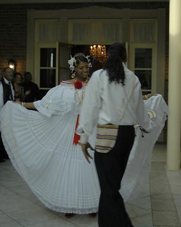 Qiana & Kirk's Wedding Reception